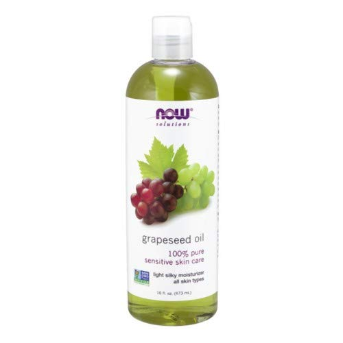 (Now Foods Grapeseed Oil - 16 oz. (Edible) 3)