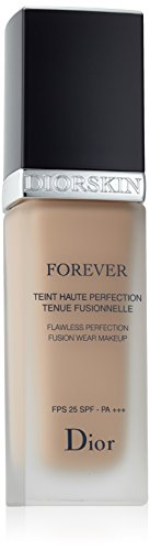 Christian Dior Diorskin Forever Flawless Perfection Fusion Wear Makeup Spf 25, 1 Ounce