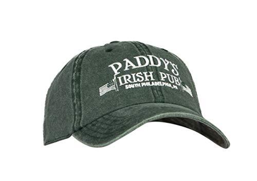 It's Always Sunny in Philadelphia Paddy's Irish Pub Dark Green Adjustable ()
