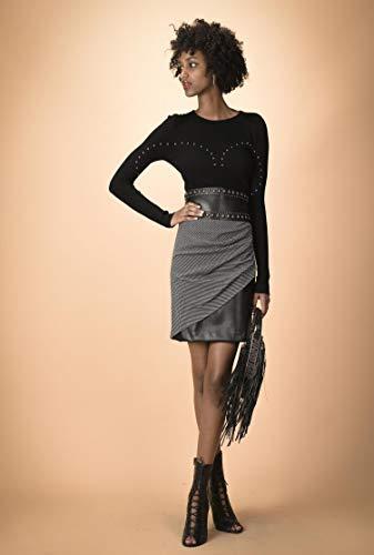 Jupe Pinko Black Pinko Pinko Pre Femme Femme Femme Jupe Black Jupe Pre Pinko Black Black Pre nAPW11