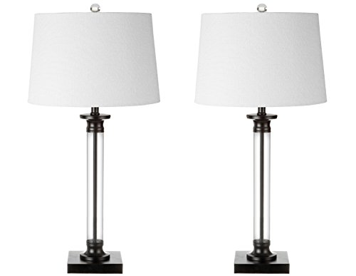 (Jonathan Y JYL1008A-SET2 Table Lamp, 15