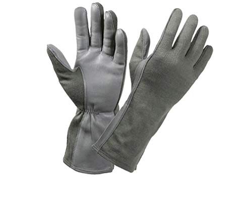 Gi Type Foliage Green - BlackC Sport GI Type Foliage Green Flame & Heat Resistant Military Flight Gloves