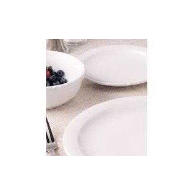 WTI840425N13 - World tableware inc. Porcelana White Narrow Rim Plate - 9in.  sc 1 st  Amazon.com & Amazon.com | WTI840425N13 - World tableware inc. Porcelana White ...