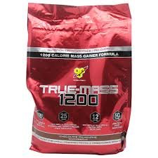 BSN True Mass 1200 Chocolate Milkshake -- 10.38 lbs