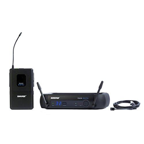 Shure PGXD14/93 X8 | Digital Lavalier Wireless System