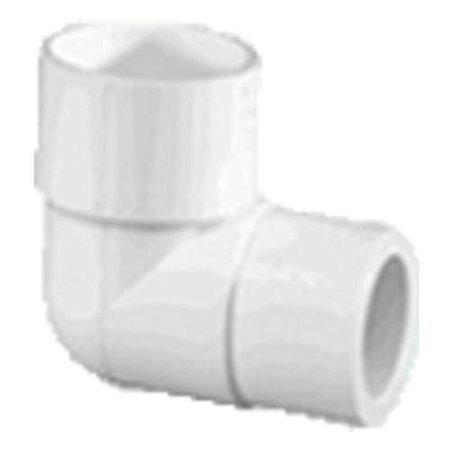 Lasco - 406-168 - 90 Degree Reducer Elbow 1 1/4 x 1
