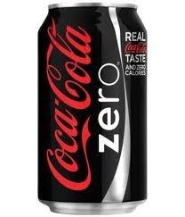 Coca-Cola Coke Zero Cans 12-pk. - 12 oz.