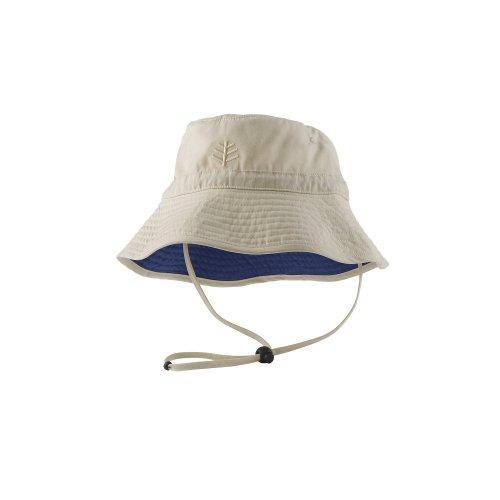 Coolibar UPF 50+ Girl's Chin Strap Sun Protective Hat