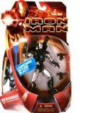 : Iron Man Movie Toy Exclusive Action Figure Iron Man [Stealth Operations Suit]