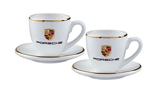 (Porsche Classic Espresso Set)