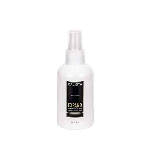 Calista Tools Embellish Expand, Thickening Pump Spray, Wet Hair Styling, For All Hair Types, 6 oz.