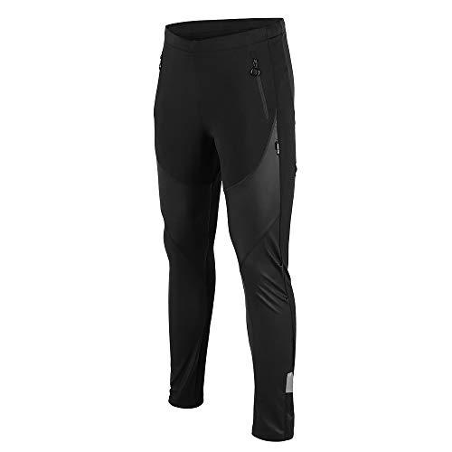 Pantaloni Giacca Lunghe Maniche Mountain Bike A nero In Ciclismo Lixada Jersey Per Calda Antivento 7qxadnWq4