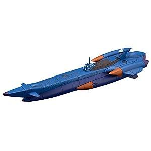 ふしぎの海のナディア 万能潜水艦 ノーチラス号 全長約152mm 1/1000スケール プラモデル