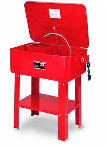 American Forge INT31200A Parts Washer, 20 Gallon (Parts Washer, 20 Gallon with Removable Shelf and Parts Basket) by American Forge (Image #1)