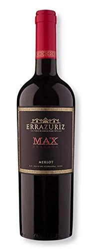 Vinho Tinto Errazuriz Max Reserva Merlot 2016 750 mL