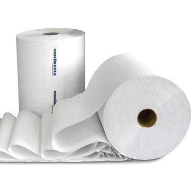 7.9'' x 800' Preserve White Hardwound Roll Towels, 12 Rolls/Case (5 Case)