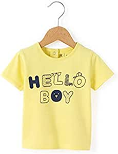 La Redoute T-Shirt for Boys, Yellow