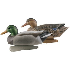 Avery Greenhead Gear Over Size Mallard Floating Duck Decoys 6pk 73013