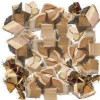 Sugar Maple Grilling Wood Chunks - 4.5# bag - Maple Wood Chunks