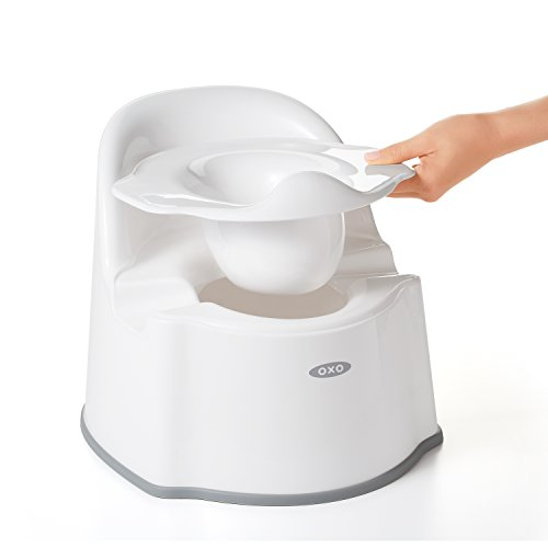 OXO Tot Potty Chair - White by OXO (Image #5)