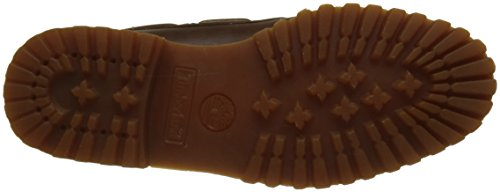 para 3 Timberland Marrón Brown Up Hombre Mocasines Lug Eye Classic Pull wTgXSxg