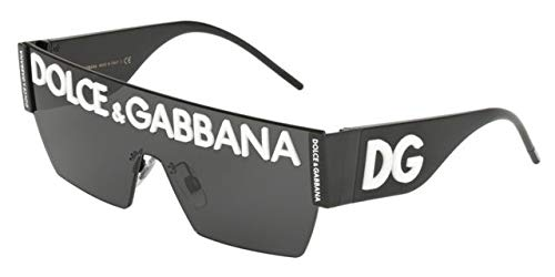 Dolce & Gabbana 0DG2233 Gafas de Sol, Black, 40 para Hombre ...