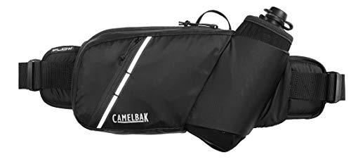 (CamelBak Podium Flow Belt 21oz, Black, One Size)