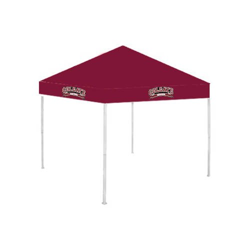 Colgate 9 ft x 9 ft Maroon Tent 'Soccer' by CollegeFanGear
