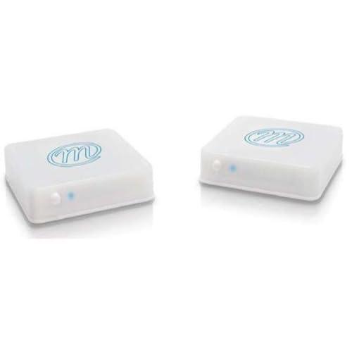 Metronic 475362 Transmetteur d'image audio / vidéo sans fil 1 Source - Blanc