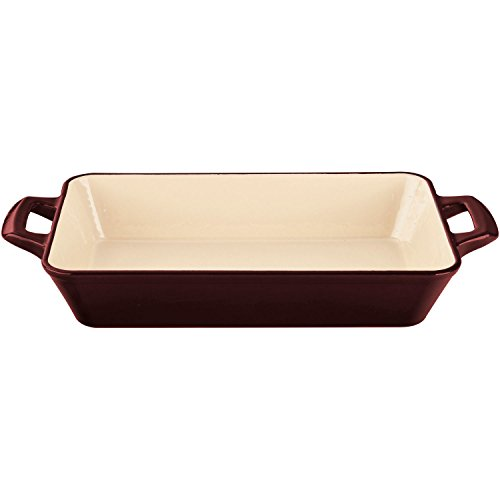 enameled cast iron lasagna pan - 9