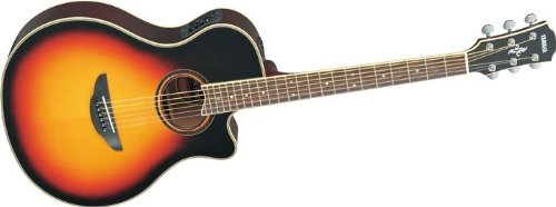 Yamaha APX700II Thin-Line Acoustic Electric Guitar for sale  Delivered anywhere in Canada