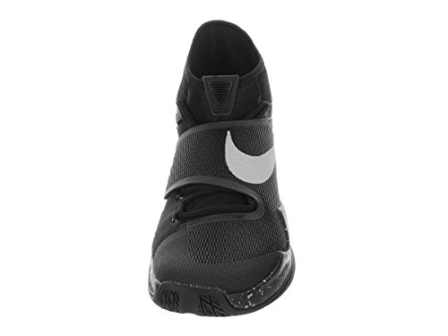 Zoom Hyperrev 2016 Basketball Chaussures Noir / Argent métallique 8.5