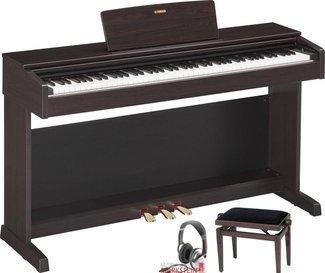 Yamaha ARIUS YDP-143R SPAR-Set Digitalpiano mit Klavierbank und Kopfhörer