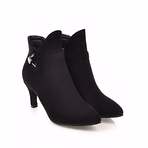 with size Our fine Black elegant boots boots wqnfpBa5