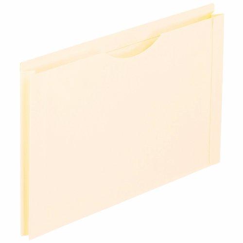 Folders W/2 Ply Tabs - Pendaflex 23200 Pendaflex Double-Ply Tabbed File Jacket w/2