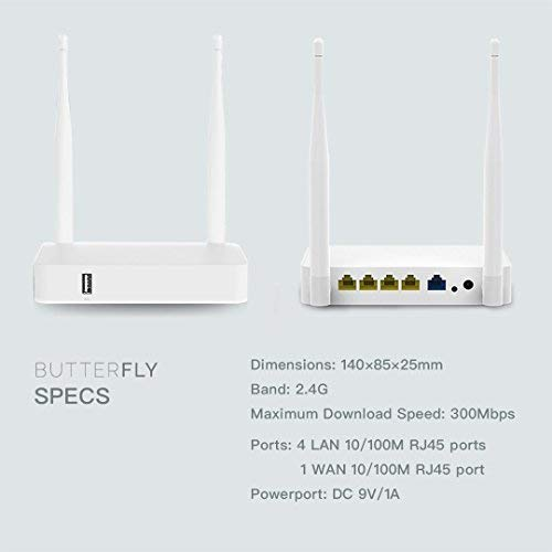 Home VPN Router,Firewall WiFi Router,Wired & Wireless Smart
