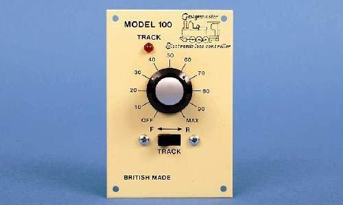 Gaugemaster gm-gmc-100 binario singolo pannello montato controller
