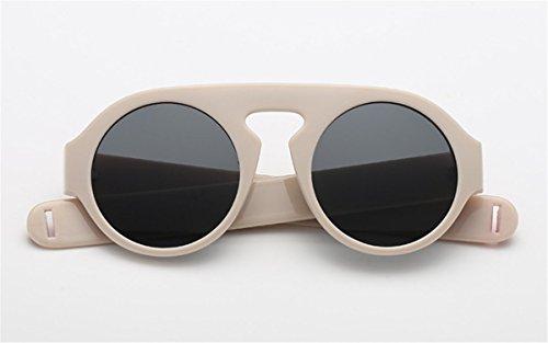 De Moda De Sol Y De Mismo Alrededor De E Gafas Mujeres Con El De Hombres Párrafo Gafas XGLASS Sol Gran Marco qI8gg7