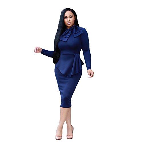 asos 3/4 sleeve wrap maxi dress - 1