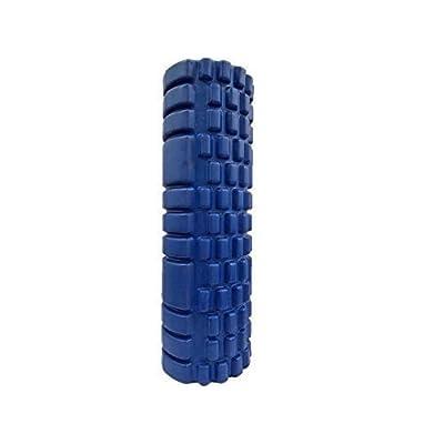 Premium d'exercice Rouleau de mousse 44x 15cm Parfait pour tissus en profondeur de massage et détente Myofasciale–Idéal pour soulagement des douleurs musculaires–M