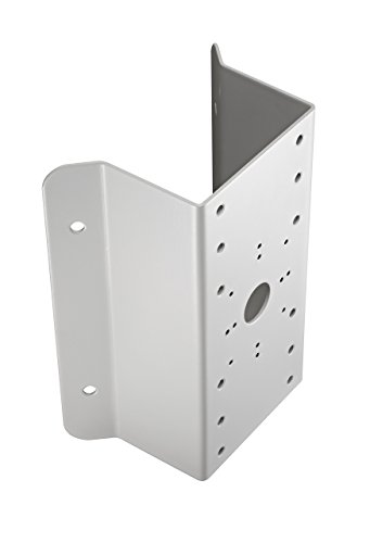 Corner Mount Adapter - CM DS-1276ZJ Universal Corner Bracket For Most Hikvision Wall Mounts and Cameras