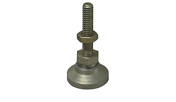 Level-It Leveling Mount BSW-6H Anti-Vibe Stud Style Leveler S/&W Manufacturing Co Inc.