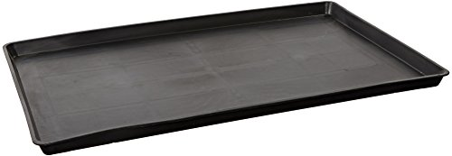 - Pet Tek DPK86103 Dream Crate Professional Series 300 Replacement Dog Crate Pan, Black