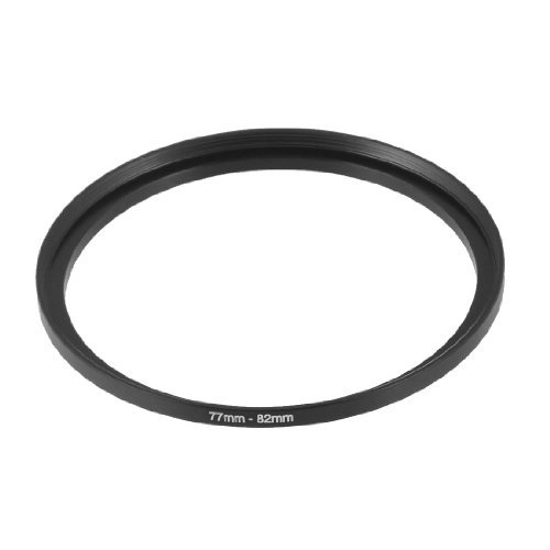 DealMux 77mm to 82mm Step-Up Filter Ring Adapter for Camera Lens DLM-B00A789E9I