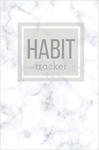habit tracker habit tracker journal daily habit notebook habit