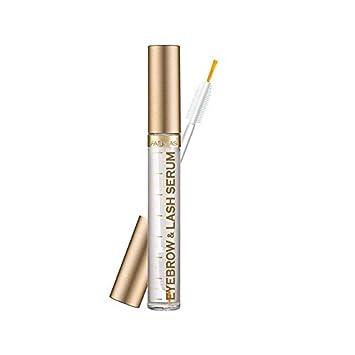 Farmasi Eyebrow and Eyelash Growth Serum, Boost Enhancer for Longer, Fuller, Thicker Natural Lash and Brow Hair, 12 ml. 0.4 fl.oz.