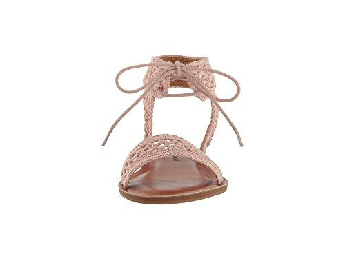 La Marque Chanceuse Womens Ariah Sandal Peach Whip