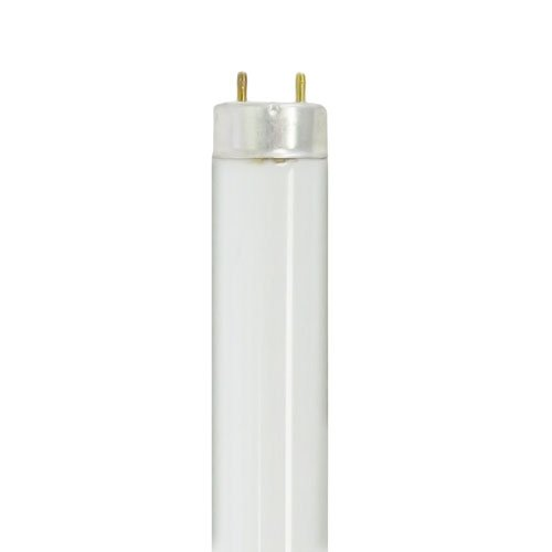 (F18T8-WW - Wattage: 18W, Type: T8 Fluorescent Tube, Color Temp (Kelvin): 2700K, Lumens: 850, Length: 24.0)