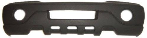 OE Replacement Lincoln Navigator Front Bumper Cover (Partslink Number FO1000416) (Lincoln Navigator Bumper Cover)