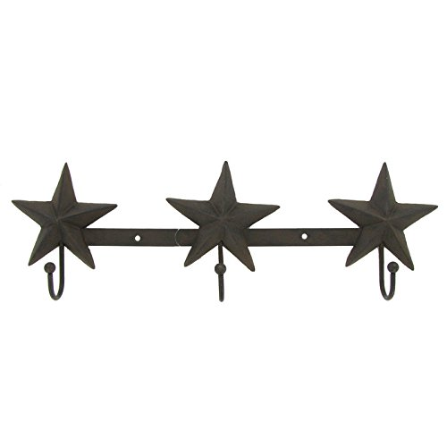 rustic cast iron star - 4